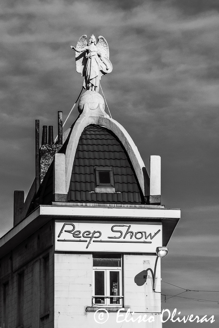 The Angel of the Peep Show