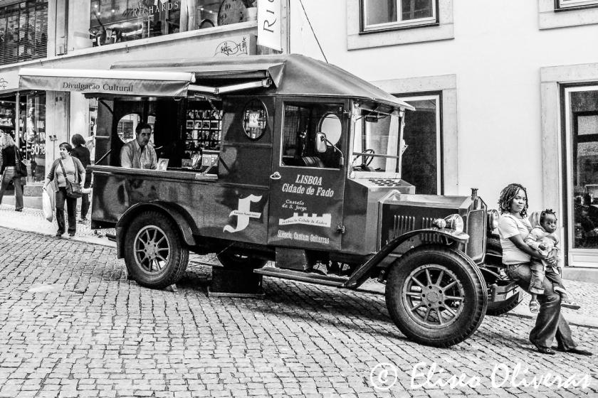 The Fado's Truck